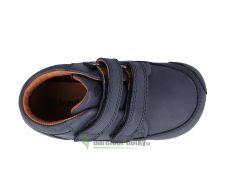 Barefoot Barefoot boty Bundgaard Prewalker II Velcro Night Sky WS bosá