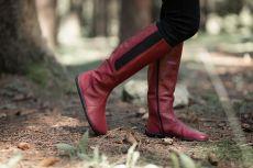 Barefoot Barefoot kozačky Be Lenka Sierra – Ruby bosá