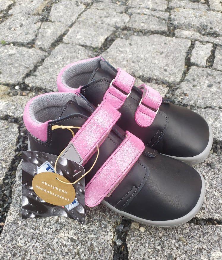 Barefoot Beda Barefoot El - celoroční boty s membránou bosá