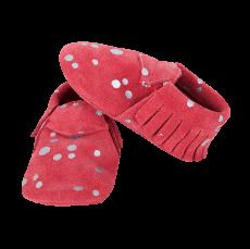 Barefoot Capáčky Lait et Miel růžové bosá