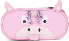 Dětský penál Affenzahn Pencil Case Ulrike Unicorn - pink