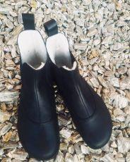 Barefoot boty Angles ARTEMIS EV WINTER Black