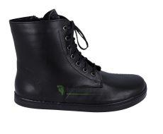 Barefoot topánky Peerko Go black | 37, 38, 39, 41, 42, 43, 44, 45