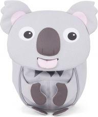 Batůžek pro nejmenší Affenzahn Karla Koala small - grey