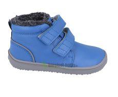 Detské zimné barefoot topánky Be Lenka Penguin - Blue | 25, 29