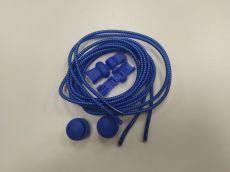 Elastické tkaničky Easy tie modré