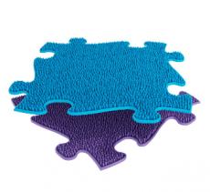 Ortopedická podlaha MUFFIK puzzle Tráva měkká