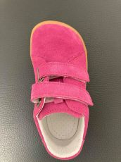 Barefoot Baby bare shoes Febo Spring Fuchsia bosá
