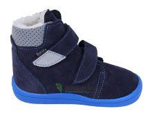 Beda Barefoot - Daniel - zimní boty s membránou model 2020