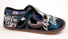 Ef barefoot papučky 395  Champion grey