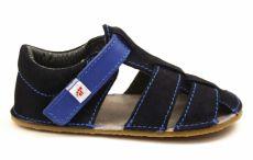 Ef barefoot sandálky - tmavě modré