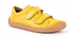 Froddo barefoot celoročné topánky yellow - suché zipsy | 25, 32, 35, 39