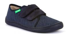 Froddo barefoot tenisky dark blue - tmavá podrážka