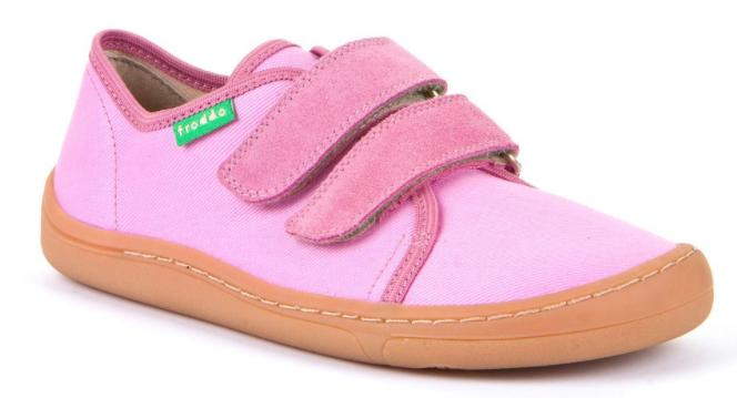 Barefoot Froddo barefoot tenisky pink bosá