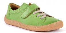 Froddo celoročné barefoot topánky olive - 1 suchý zips