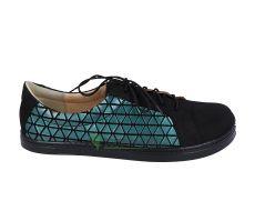 Peerko 2.0 kožené boty - Smaragd