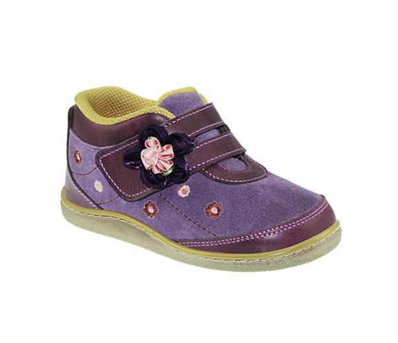 Barefoot Kidofit Tulip purple bosá
