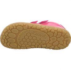 Barefoot Lurchi celoroční barefoot boty - NOAH NAPPA ROSA bosá