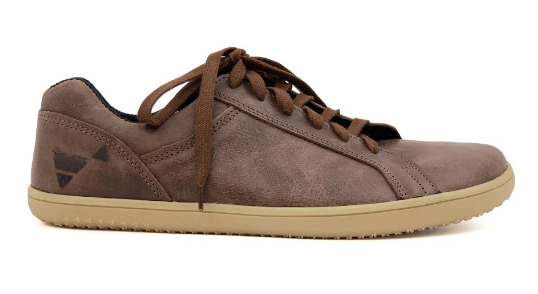 Barefoot Barefoot boty Angles HERAKLES EV Coffee Angles Fashion bosá