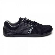 Barefoot Barefoot boty ZAQQ QNIT Black bosá