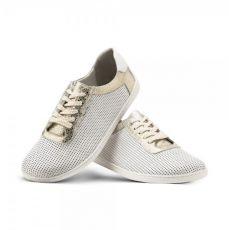 Barefoot Barefoot boty ZAQQ QOOQY White bosá