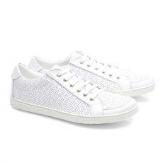 Barefoot boty ZAQQ SLOQ White