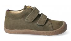 Barefoot celoroční boty KOEL4kids - Bernardinho khaki