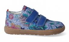 Barefoot celoroční boty KOEL4kids - Bernardo royal flowers