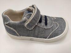 Barefoot tenisky KOEL4kids - Bernardinho grey
