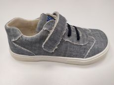 Barefoot tenisky KOEL4kids - Bernardo grey