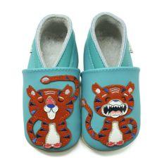Topánočky Lait et Miel tiger   0-6 M, 6-12 M, 12-18 M