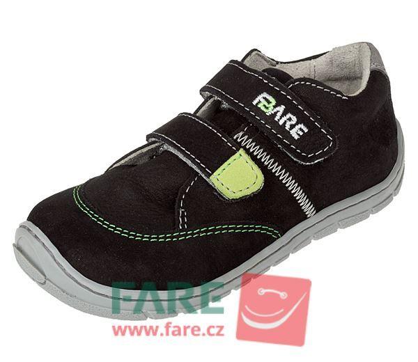 Barefoot FARE BARE dětské celoroční boty A5114211 bosá