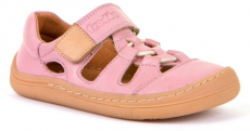 Froddo barefoot sandálky Pink - 1 suchý zips