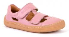 Froddo barefoot sandálky Pink - 2 suché zipsy