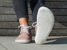 Barefoot Kotníkové boty AYLLA TIKSI růžové L - užší, unisex bosá