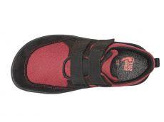Barefoot Tenisky Sole runner Puck 2 červená bosá