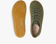 Barefoot Vivobarefoot ADDIS WOMENS BOTANICAL GREEN bosá