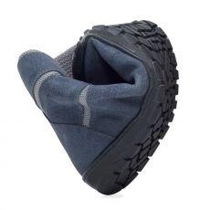 Barefoot Barefoot boty ZAQQ DAQOTA Grey Waterproof bosá