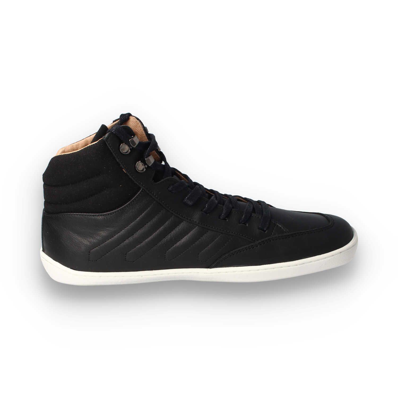 Barefoot Barefoot kožené boty bLIFESTYLE - urbanSTYLE nappa black bosá