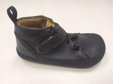 Barefoot kožené Pegres  BF32 - černá