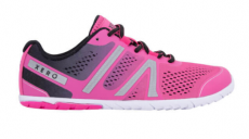 Barefoot tenisky XERO SHOES HFS W Pink Glow