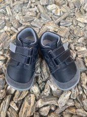 Barefoot Beda Barefoot Luc s okopem - celoroční boty s membránou bosá