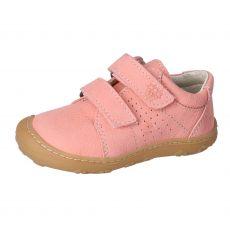 Celoročné barefoot topánky RICOSTA Tony jahoda 12229-333 | 21, 22, 23, 24, 26
