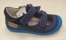 DDstep 063 sandálky - modrá