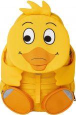 Dětský batoh do školky Affenzahn Duck large - yellow