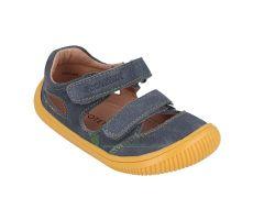 Barefoot Protetika barefoot sandálky Berg gris bosá