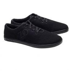 Vlnené topánky ZAQQ LIQE black | 45