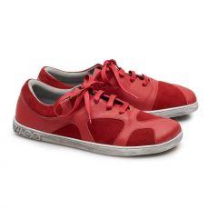 Barefoot topánky ZAQQ Qaanaaq red | 43