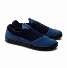 Barefoot topánky ZAQQ QENT blue | 39