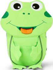 Batôžtek pre najmenších Affenzahn Frog small neon green